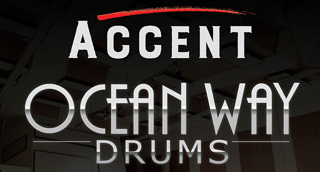 Platinum Samples - Accent Ocean Way Drums