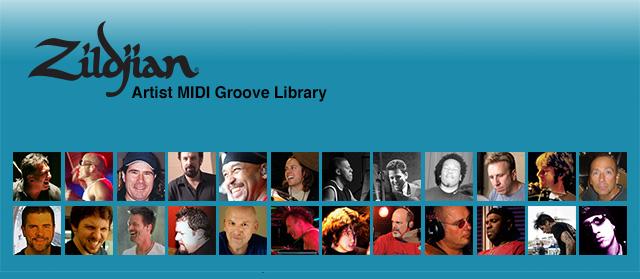 Platinum Samples - Zildjian Artist Grooves