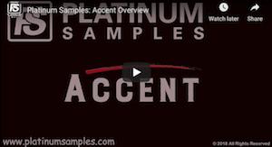 Platinum Samples: Joe Barresi Evil Drums powered by Accent