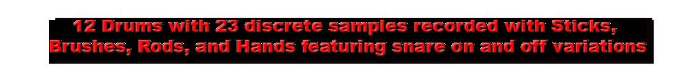 platinum samples modern drummer snare drum selects. Black Bedroom Furniture Sets. Home Design Ideas