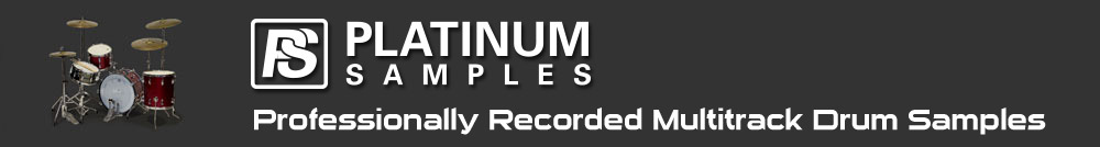 Platinum Samples - Engineered Drums for BFD